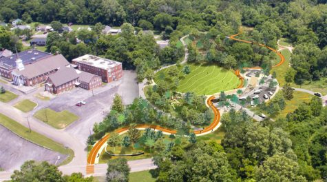 Knoxville's New Urban Wilderness Gateway Park Project