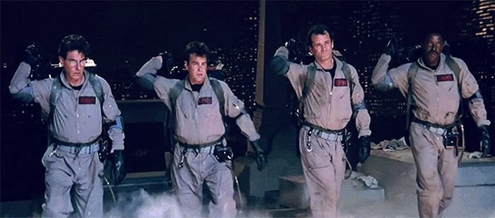 From Ghostbusters Movie