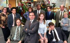 Picture of the cast for ¨The Office¨ from fromthegrapevine.com
