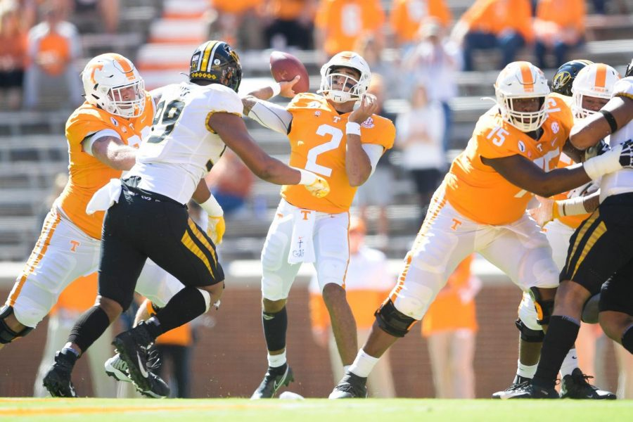 The Tennessee Volunteers Are On The Rise!