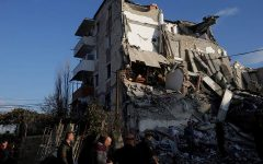Severe Damage caused from High Magnitude Earthquake near Greek Islands