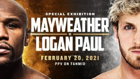 Logan Paul is Fighting Floyd Mayweather in February
