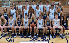Girls and Boys Varsity Basketball team by farragutadmiralsbasketball.com