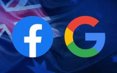 Facebook and Google get new restrictions in Australia.
