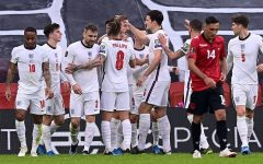 England Takes a Win Over Poland