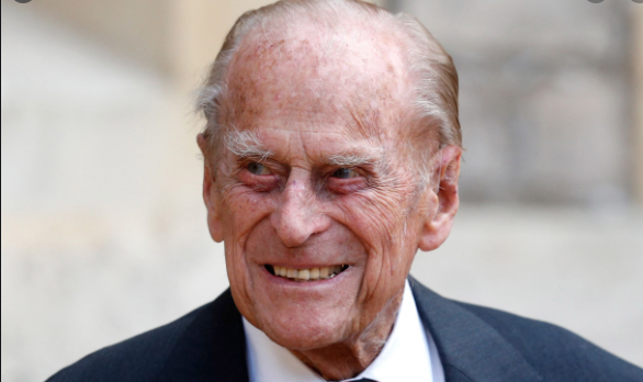 Prince Philip's Death