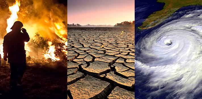 Climate Change Podcast: Climate Change Is Now