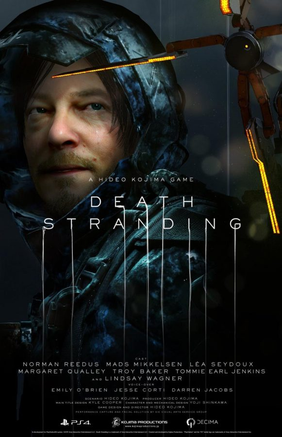 Death Stranding: A Controversial New Title