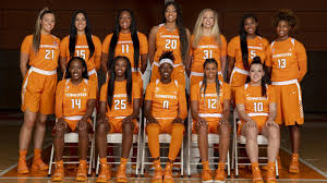 Lady Vols New Basketball Season