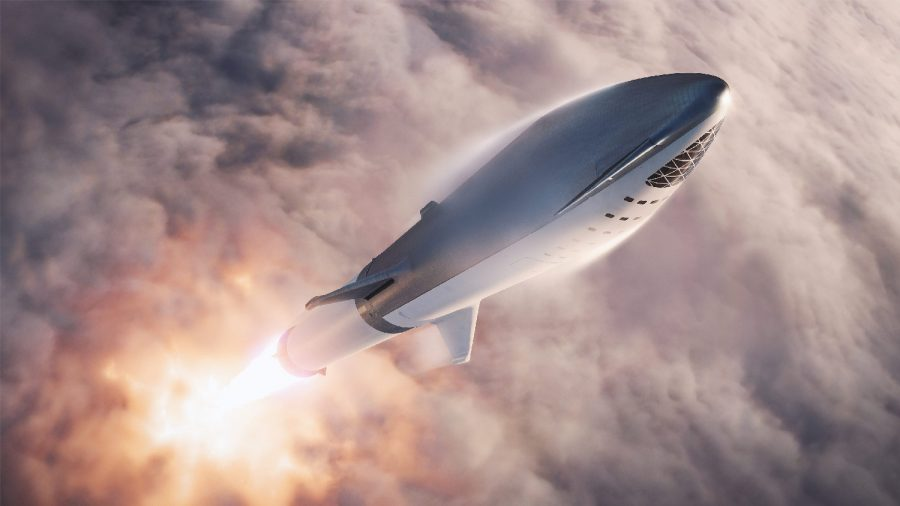 2020 Space X Launch