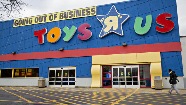 The Reopening of Toys R Us