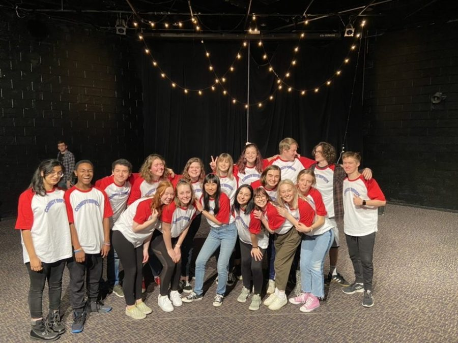 What You Don't Know About the Comedy Improv Team