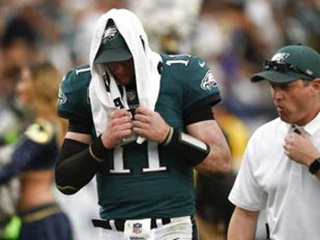 The Fall of Carson Wentz