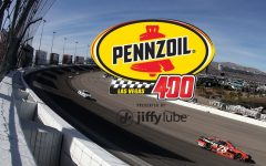 Pennzoil 400 Victory
