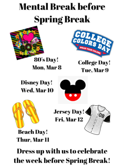 Dress up week days twitter.com