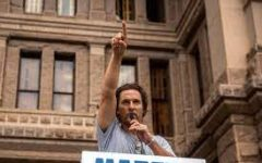 Actor Matthew McConaughey is Considering a Run for Texas Governor