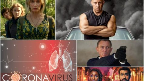 New and Upcoming Movies of 2021 and 2022